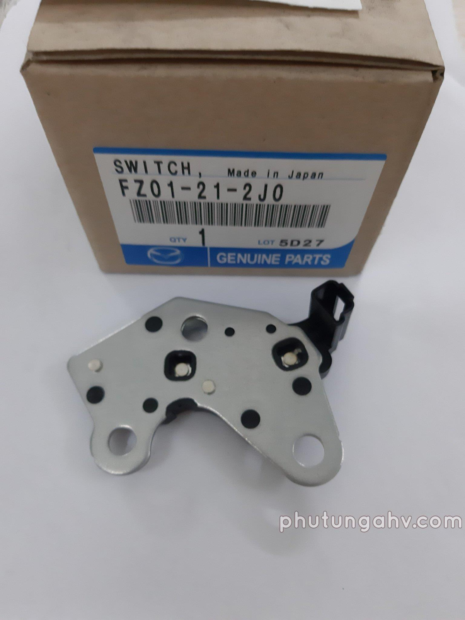 VAN HỘP SỐ	SWITCH'B',	MAZDA 3 All New